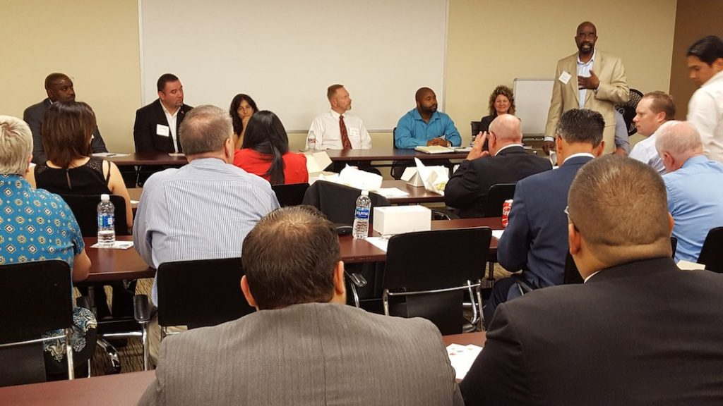 Image: Vincent McCoy, Director of the Inland Empire Small Business Development Center (IESBDC)